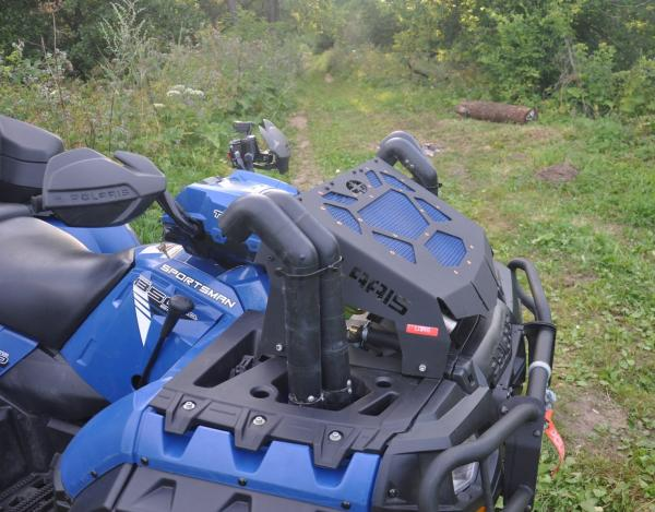 Выноса радиатора POLARIS SPORTSMAN 550/850
