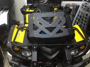 Вынос радиатора для квадроцикла Stels 600 Leopard / Стелс Леопард