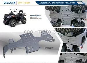 Защита днища для квадроцикла RM 600