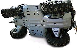 Защиты днища для квадроцикла Polaris Sportsman 570