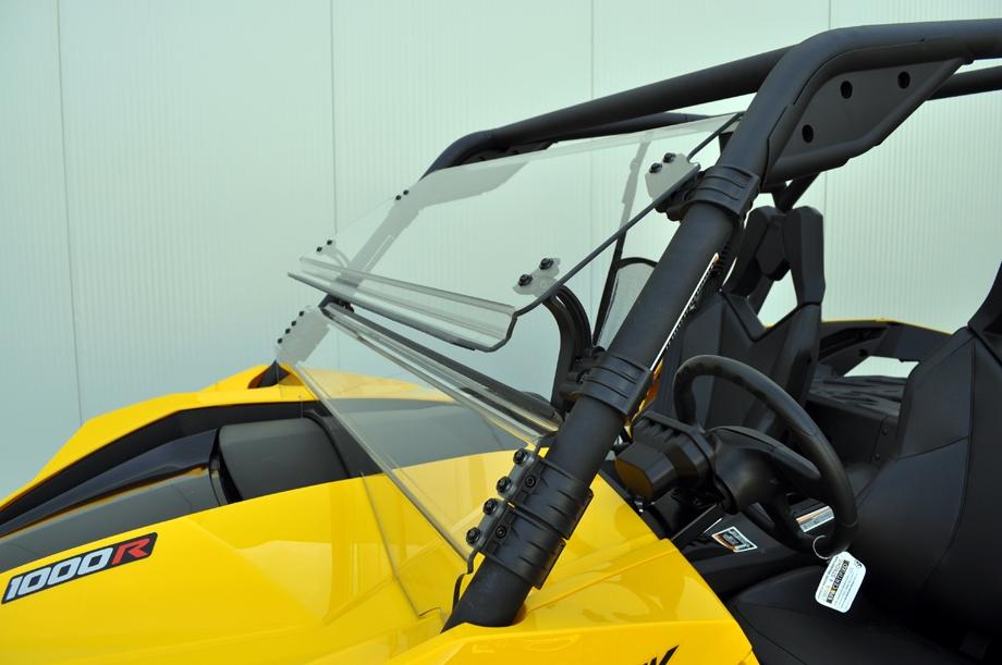 Стекла для Yamaha YXZ 1000R