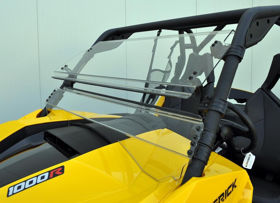 Ветровое стекло для UTV  BRP Can am Maverick