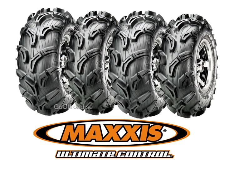 Шины для квадроцикла Maxxis ZILLA