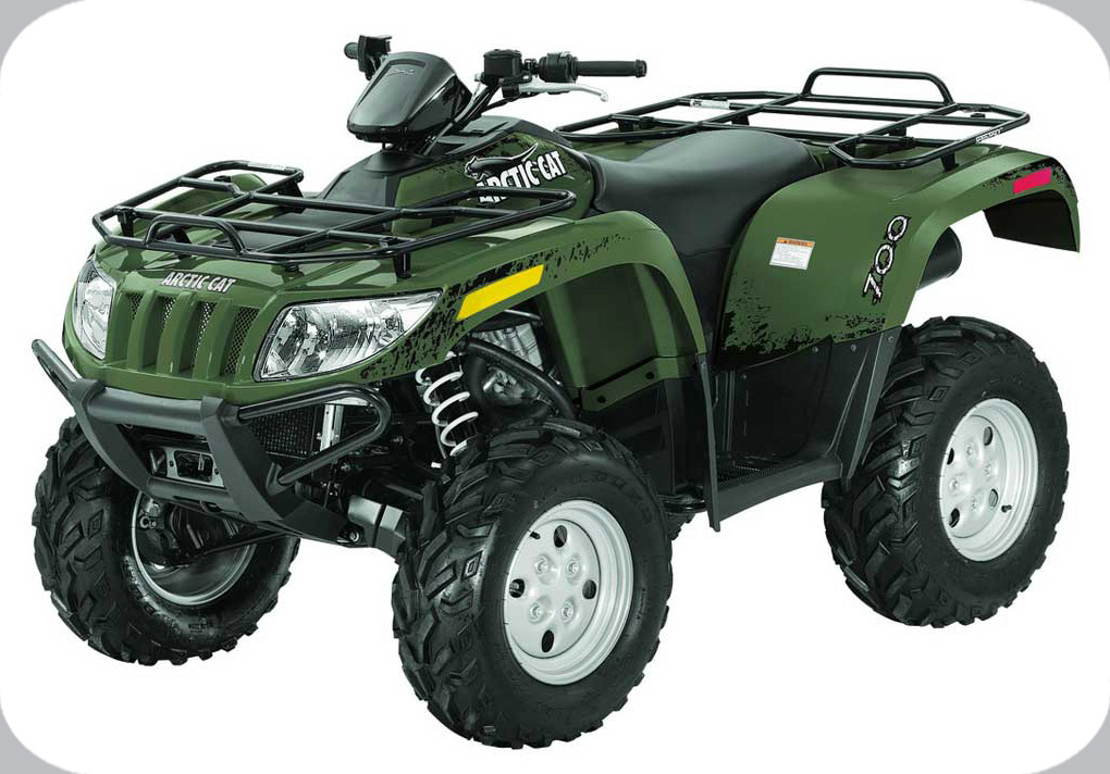 Защита днища для Arctic Cat 500/550/650/700/700 до 2007