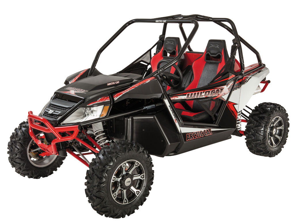 Защита днища для Arctic Cat Wildcat