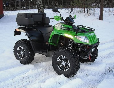 Лифт кит HighLifter 3 для Arctic cat 550/650/700/1000