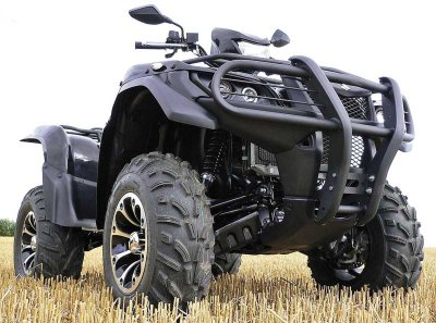 Бампер для Suzuki King Quad Quadrax 450/500/700/750