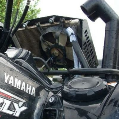 Шноркели для квадроциклаYAMAHA GRIZZLY 550/700