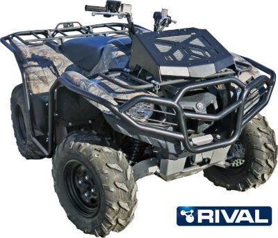 Выноса радиатора YAMAHA GRIZZLY 700/550 c 2007 по 2014 г.