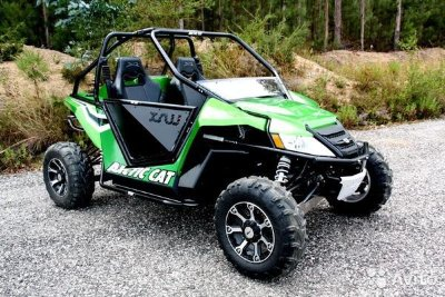 XRW двери для Arctic Cat Wildcat
