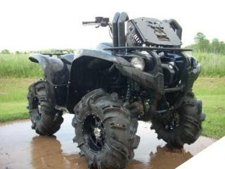 Шноркели для квадроциклов YAMAHA GRIZZLY 550/700