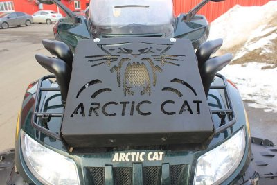 Вынос радиатора для квадроцикла Arctic Cat