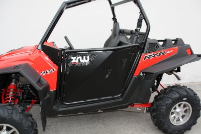 XRW двери для Polaris RZR 800/800S/900XP