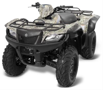 Maier расширители арок Suzuki King Quad