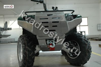 Кенгурин для Yamaha Grizzly 550/700