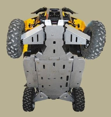 Защита днища для can-am brp maverick