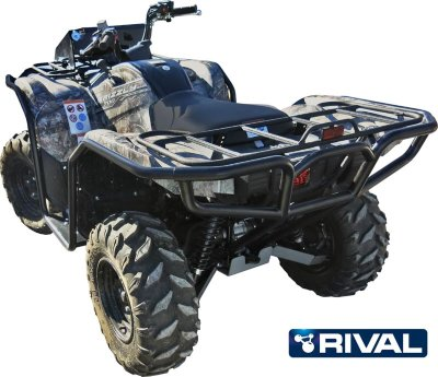 Задний бампер для квадроцикла Yamaha GRIZZLY 550/700  2007-2015
