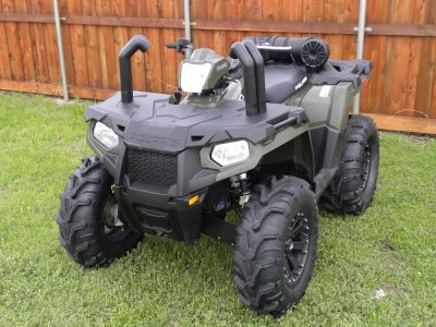 Шноркель SnorkelYourAtv для Polaris Sportsman 570