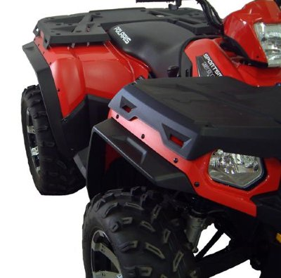 Расширители арок для POLARIS sportsman 400/500/800 ( 2011- 2014г.)