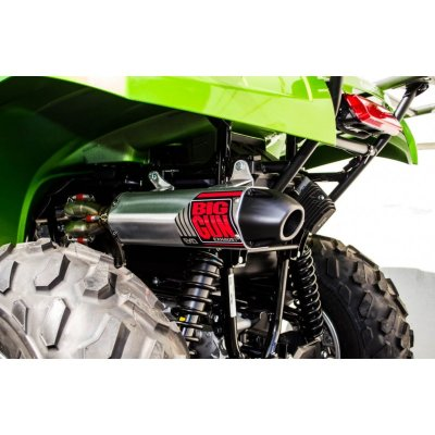 Глушитель Big Gun EXO UTILITY для Kawasaki Brut Force KVF-750 IRS 2012-2014