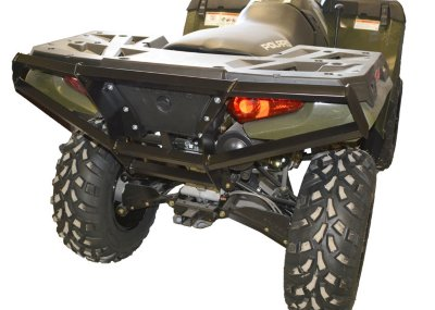 "Задний БАМПЕР ДЛЯ КВАДРОЦИКЛА POLARIS SPORTSMAN 400/500/570/800 ""RICOCHET"""