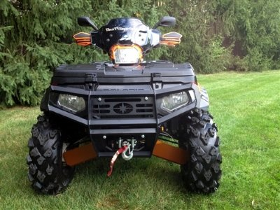 БАМПЕР ДЛЯ КВАДРОЦИКЛА POLARIS SPORTSMAN 550/850 RICOCHET