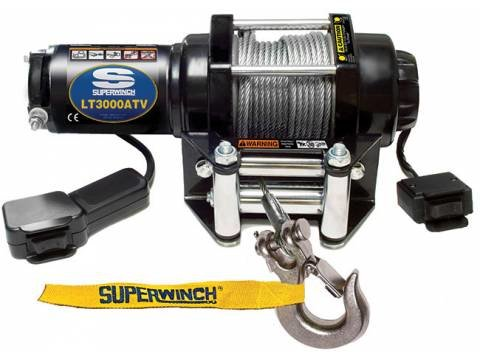 Лебедка для квадроцикла Super winch LT 3000