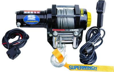 Лебедка для квадроцикла Superwinch Winch LT 4000