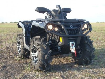 Шноркели для BRP CAN-AM Outlander G2 500 650 800 1000