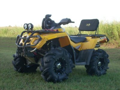Шноркели для  Can-Am Outlander G1 500/650 800/1000