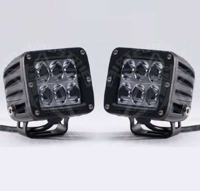 LED-фонарь Dually D2 Rigid Industries