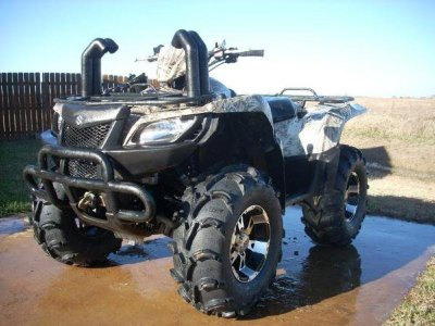 Шноркели для SUZUKI KING QUAD 450/500/700/750
