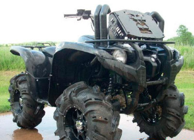Шноркели для YAMAHA GRIZZLY 550/700