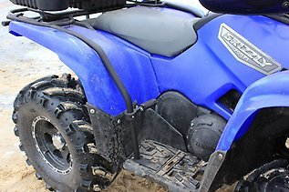 Подножки для квадроцикла Yamaha Grizzly 700/550 c 2007-2015