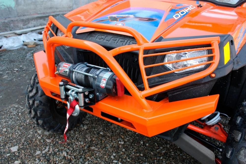 Кенгурин передний на квадроцикл Polaris RANGER900 XP/EPS