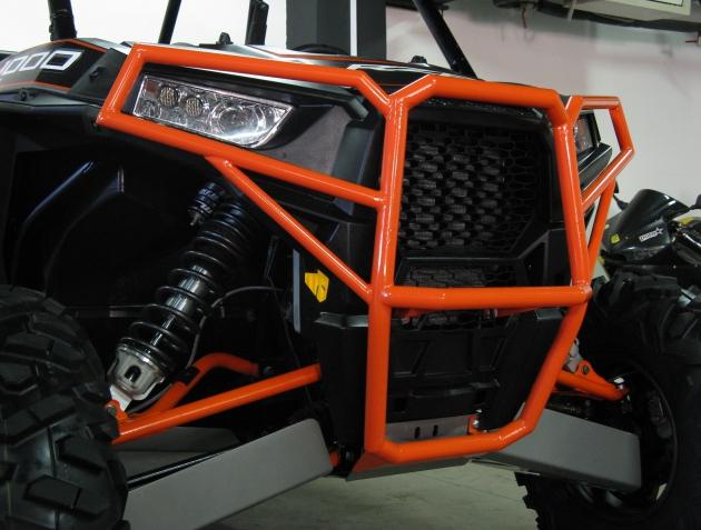 Передний кенгурин для квадроцикла Polaris RZR 1000